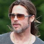 Brad Pitt out in Germany 117603