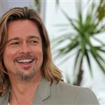 Brad Pitt at the photocall for Killing Them Softly at the 65th Annual Cannes Film Festival 115143