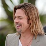 Brad Pitt at the photocall for Killing Them Softly at the 65th Annual Cannes Film Festival 115145