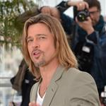 Brad Pitt at the photocall for Killing Them Softly at the 65th Annual Cannes Film Festival 115148