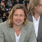 Brad Pitt at the photocall for Killing Them Softly at the 65th Annual Cannes Film Festival 115149