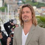 Brad Pitt at the photocall for Killing Them Softly at the 65th Annual Cannes Film Festival 115155
