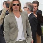Brad Pitt at the photocall for Killing Them Softly at the 65th Annual Cannes Film Festival 115156