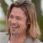 Brad Pitt at the photocall for Killing Them Softly at the 65th Annual Cannes Film Festival 115164
