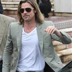 Brad Pitt at the photocall for Killing Them Softly at the 65th Annual Cannes Film Festival 115172