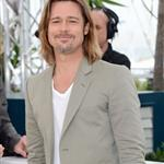 Brad Pitt at the photocall for Killing Them Softly at the 65th Annual Cannes Film Festival 115182