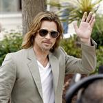 Brad Pitt at the photocall for Killing Them Softly at the 65th Annual Cannes Film Festival 115184
