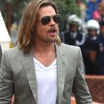 Brad Pitt at the photocall for Killing Them Softly at the 65th Annual Cannes Film Festival 115187