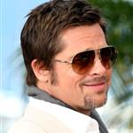 Brad Pitt at the Inglourious Basterds photo call in Cannes 39445