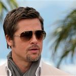 Brad Pitt at the Inglourious Basterds photo call in Cannes 39446