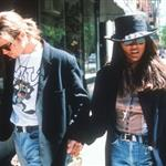 Brad Pitt and Robin Givens 48473
