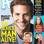 Bradley Cooper named Sexiest Man Alive by People magazine 98479