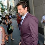 Bradley Cooper seen leaving the 'Today Show' in NYC 124232