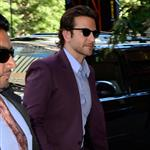 Bradley Cooper seen leaving the 'Today Show' in NYC 124233