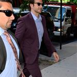 Bradley Cooper seen leaving the 'Today Show' in NYC 124234