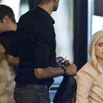 Bradley Cooper and Melanie Laurent together in Paris  99430