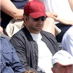 Bradley Cooper enjoys Hangover 2 big weekend at Roland Garros for French Open with Tony Parker  86351