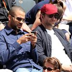 Bradley Cooper enjoys Hangover 2 big weekend at Roland Garros for French Open with Tony Parker  86352