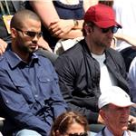 Bradley Cooper enjoys Hangover 2 big weekend at Roland Garros for French Open with Tony Parker  86353