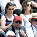 Bradley Cooper enjoys Hangover 2 big weekend at Roland Garros for French Open with Tony Parker  86356