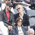 Bradley Cooper at the French Open  86587