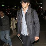 Bradley Cooper arrives in LA after break up with Renee Zellweger 81705