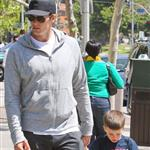 Tom Brady with son Jack at Whole Foods 111224