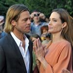 Angelina Jolie receives award from Sarajevo Film Festival with Brad Pitt by her side 90988