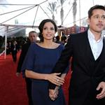 Brad Pitt Angelina Jolie SAG Awards 2009 31365
