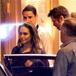 Brad Pitt and Angelina Jolie have dinner in Antibes night before Inglourious Basterds premiere in Cannes 39437