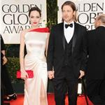 Brad Pitt and Angelina Jolie at the 2012 Golden Globe Awards     103109