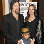 Brad Pitt and Angelina Jolie bring Maddox to the Invictus LA premiere 51671