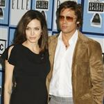 Brad Pitt and Angelina Jolie at the Independent Spirit Awards in Feb 2008 29978