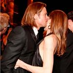 Brad Pitt and Angelina Jolie at the 2012 SAG Awards  104300