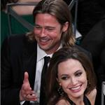 Brad Pitt and Angelina Jolie at the 2012 SAG Awards  104302