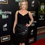 Anna Gunn attends AMC's Breaking Bad Season 5 Premiere during Comic-Con 2012 120700