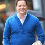 Brendan Fraser in New York October 2010  70011