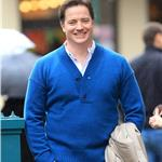 Brendan Fraser in New York October 2010  70013