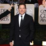 Brendan Fraser spastic at the Golden Globes  53642