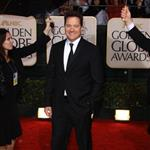 Brendan Fraser spastic at the Golden Globes  53644