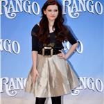 Abigail Breslin at UK premiere of Rango 83297