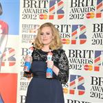Adele at the 2012 Brit Awards 106831
