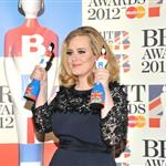 Adele at the 2012 Brit Awards 106833