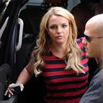 Britney Spears mobbed while shopping in New York and denies sex tape with Adnan Ghalib 25428