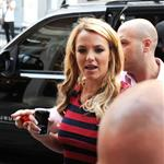 Britney Spears mobbed while shopping in New York and denies sex tape with Adnan Ghalib 25426