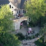 "Britney Spears returns to Kentwood Louisiana for Jamie Lynn""s baby shower 20113"
