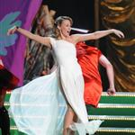 Kylie Minogue's many dress changes as she hosts the Brit Awards  33082