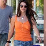Britney Spears newly brunette out and about with Jason Trawick 41966