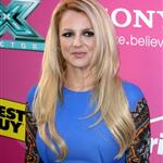 Britney Spears at The 'X Factor' Season Two Premiere Screening and Handprint Ceremony 126124
