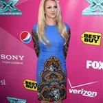Britney Spears at The 'X Factor' Season Two Premiere Screening and Handprint Ceremony 126127
